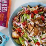 Naked Glory 'Chicken' Cesar Salad